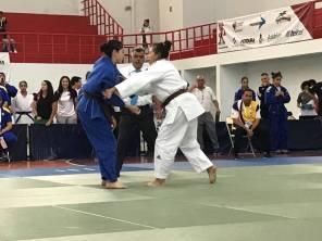 Judocas mantienen racha de medallas en Olimpiada Nacional1