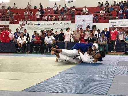 Judocas mantienen racha de medallas en Olimpiada Nacional4