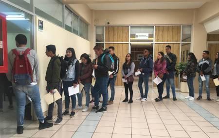 La UTec se encuentra en proceso de admisiones