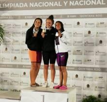 María Esther Castañeda suma el tercer oro olímpico para Hidalgo2