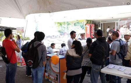 Más de 200 buscadores participan en el Día por el Empleo en Tizayuca1