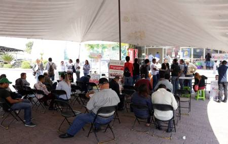Más de 200 buscadores participan en el Día por el Empleo en Tizayuca2
