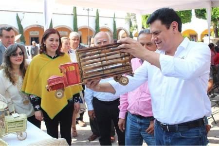 """Más de 400 personas artesanas se inscribieron a """"Hecho en Hidalgo"""""""