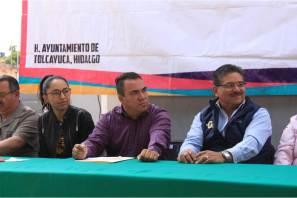 Más de 8 mil beneficiarios directos tendrá la obra de rehabilitación de la Avenida Juárez en cabecera municipal de Tolcayuca