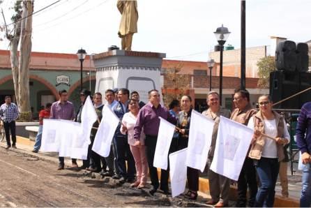 Más de 8 mil beneficiarios directos tendrá la obra de rehabilitación de la Avenida Juárez en cabecera municipal de Tolcayuca4