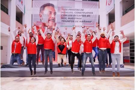 No queremos que los jóvenes del PRI aprendan una disciplina equivocada, Erika Rodríguez.jpg