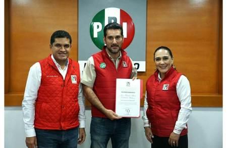 Nombran nuevo titular de Secretaría de Organización del CDE del PRI