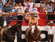 Omar Fayad inaugura XXXV Campeonato Estatal Charro2