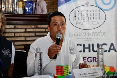 Pachuca será sede de la competición nacional de Cubos Rubik
