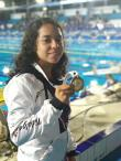 Paloma Calva conquista el primer oro para Hidalgo en el SNC
