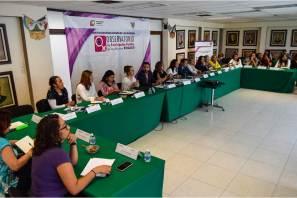 Participa IEEH en sesión del Observatorio de Participación Política de las Mujeres en Hidalgo