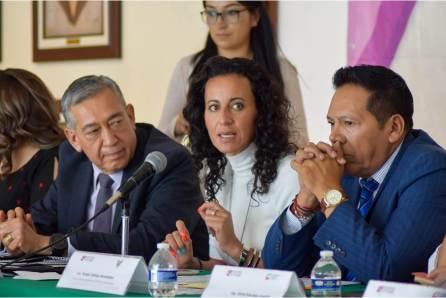 Participa IEEH en sesión del Observatorio de Participación Política de las Mujeres en Hidalgo3