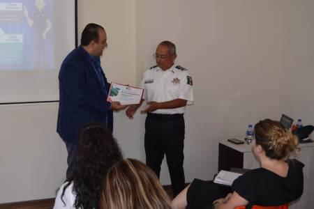 Personal de la CDHEH recibe capacitación sobre prevención de delitos cibernéticos