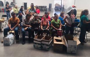 Por tercera vez entregan aves de traspatio en Tolcayuca6