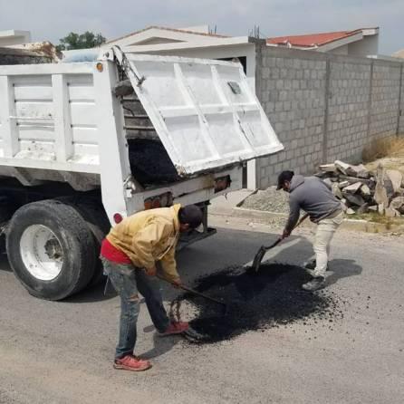 Presidencia municipal de Tolcayuca continúa trabajando para mejorar las vialiadades1