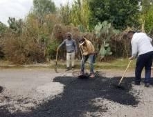 Presidencia municipal de Tolcayuca continúa trabajando para mejorar las vialiadades2