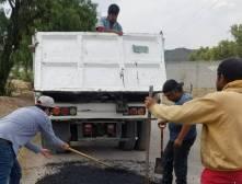 Presidencia municipal de Tolcayuca continúa trabajando para mejorar las vialiadades3