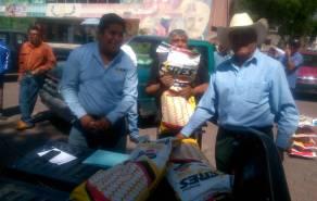 Productores agrícolas de Tizayuca reciben apoyo de semilla certificada3