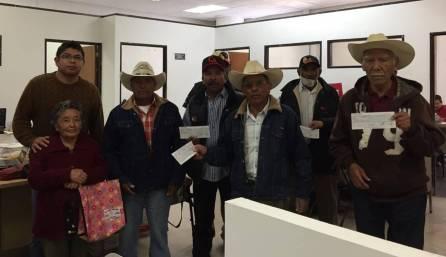 Productores de Tolcayuca son beneficiados con el seguro Agrícola Catastrófico1