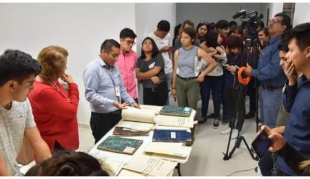 Realiza congreso visitas guiadas para mostrar riqueza de acervo histórico documental