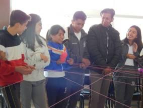 Realiza Instituto de la Juventud de Mineral de la Reforma, Feria de la sexualidad en CBtis 286 de Paseos de Chavarría2