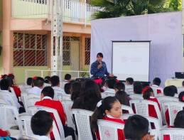 Realiza SEPH Encuentro por la Convivencia y Seguridad Escolar en primaria de Mineral de la Reforma2