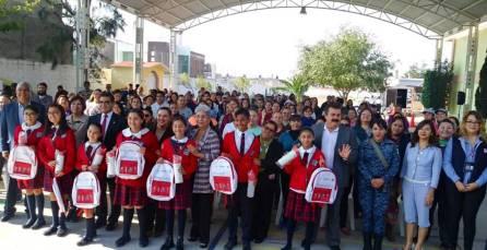 Realiza SEPH Encuentro por la Convivencia y Seguridad Escolar en primaria de Mineral de la Reforma4