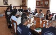 Realizan décimo novena reunión interinstitucional en materia de seguridad pública3