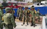 realizan labores de mitigación en Barrio la Camelia2
