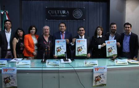 Realizarán en Hidalgo XIX Feria del Libro Infantil y Juvenil1