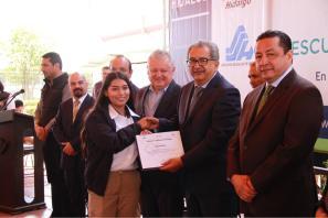 Recibe Conalep Tulancingo reconocimiento como promotor de salud5