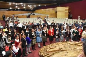 Reconocerá LXIV Legislatura en Muro de Honor creación del Congreso de Hidalgo y la Erección de la entidad