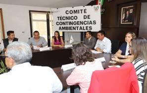 Se activa contingencia ambiental fase I en Pachuca y su Zona Metropolitana1