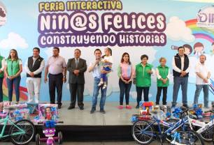 Sistema DIF Municipal celebra con gran afluencia día del niño en Mineral de la Reforma4