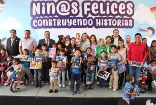 Sistema DIF Municipal celebra con gran afluencia día del niño en Mineral de la Reforma5