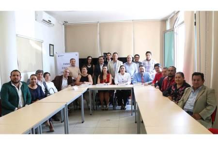 STPSH une esfuerzos con Universidad Politécnica Metropolitana de Hidalgo y el Colegio de Arquitectos del Estado de Hidalgo2