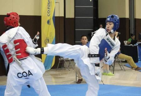 Taekwondoínes se despiden de Olimpiada y Nacional Juvenil con oro de Uriel Gomeztagle2