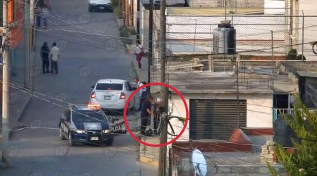 Tras alerta al C5i de Hidalgo sobre presunto robo de autopartes, tres detenidos en Pachuca