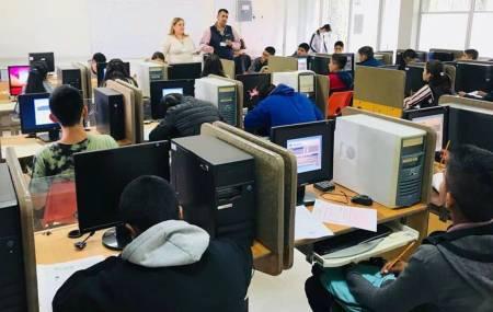 Aplica SEPH Evaluación Diagnóstica de Ingreso a Educación Media Superior en Hidalgo1