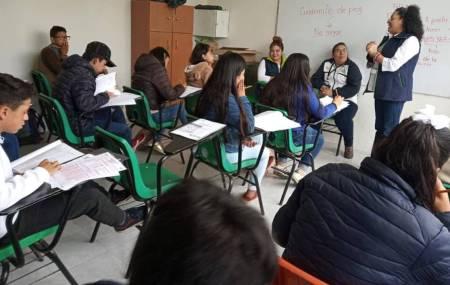 Aplica SEPH Evaluación Diagnóstica de Ingreso a Educación Media Superior en Hidalgo2