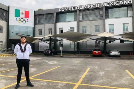 Ángel Mario Peralta Flores convocado a la preselección nacional de handball