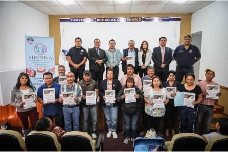 Capacita Mineral de la Reforma a delegados municipales en temas de prevención3