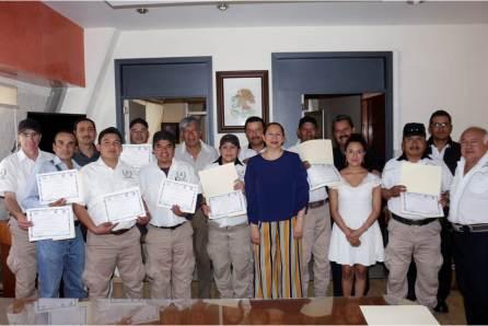 Capacitan a personal de empresas localizadas en Tizayuca en materia de PC y Primeros Auxilios4