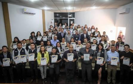 Capacitan a trabajadores municipales de Mineral de la Reforma4