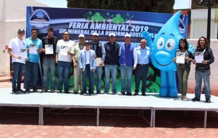 Con Feria Ambiental, Mineral de la Reforma, promueve el cuidado del medio ambiente4