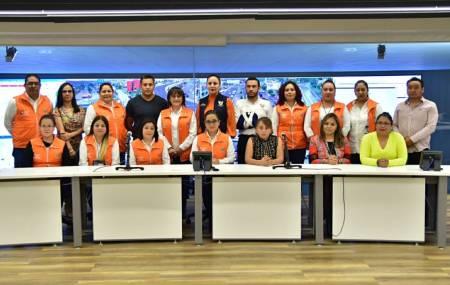 Con perspectiva de género, atiende C5i de Hidalgo emergencias1