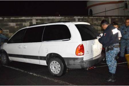 Detienen en Pachuca a una mujer con cientos de productos presuntamente robados