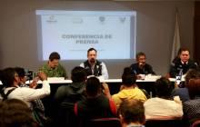 En operativo coordinado, C5i y corporaciones en Hidalgo 1