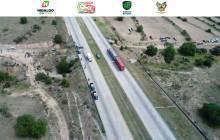 En operativo coordinado, C5i y corporaciones en Hidalgo 2