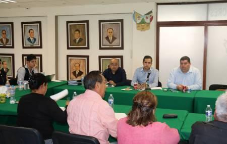 Encabeza SEGOBH entrevistas entre agrupaciones y aspirantes a Comisión de Búsqueda de Personas1